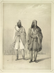 Attendants on the Raja Khurruk Singh